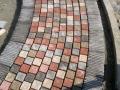 sidewalk-circle-paving-tiles-materials-manufacture-images