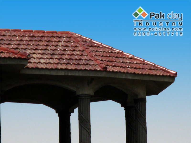 Terracotta Bricks Clay Roofing Tiles In Pakistan