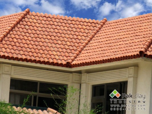 Pak Clay Tiles Industry Terracotta Red Roof Tiles Amp Glazed