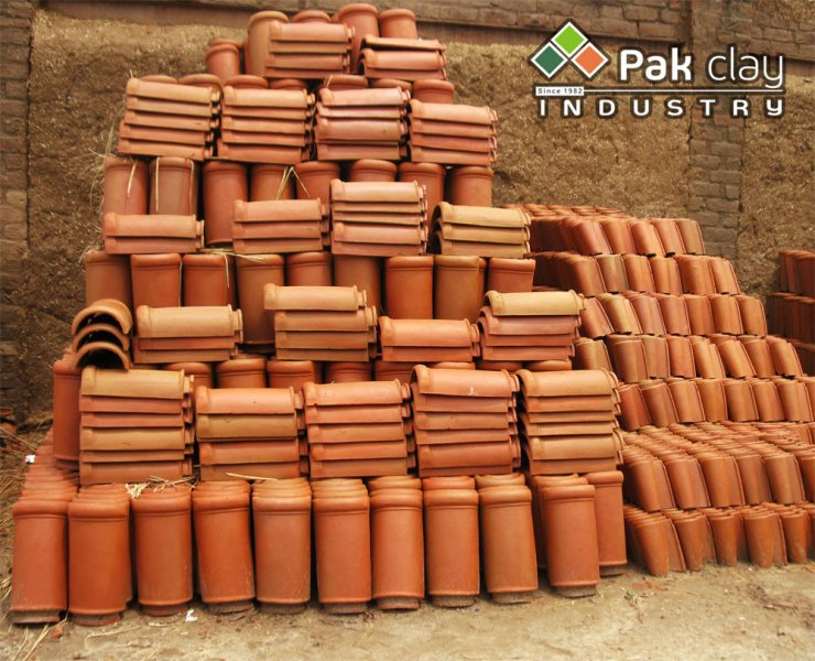 Concrete Tiles Pak Clay Roof Tiles Pakistan