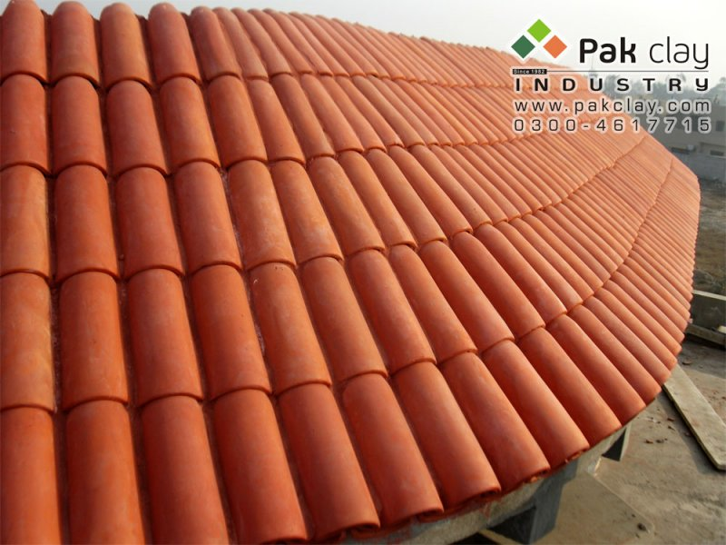 Highly competitive prices clay roofing tiles 16 pak clay for Buy clay roof tiles online
