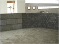 black-antique-stone-look-concrete-split-cladding-tiles-for-living-room-images