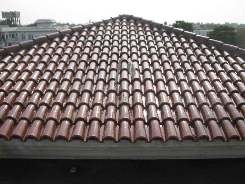 Spanish glazed tile 11 pak clay roof tiles pakistan for Buy clay roof tiles online