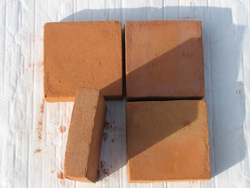 Square Pak Clay Roof Tiles Pakistan - 4x4 terracotta tile