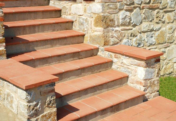 Stair Tread Tiles Pak Clay Roof Tiles