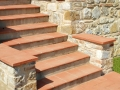 8 outdoor-stair-tread-red-tiles-design-plans-pictures-images-photos-pattern