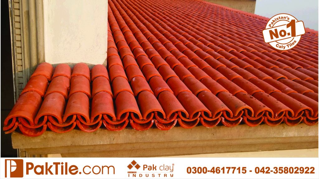 03 Pak clay best quality roofing materials terracotta roof tiles for sale prices in lahore images