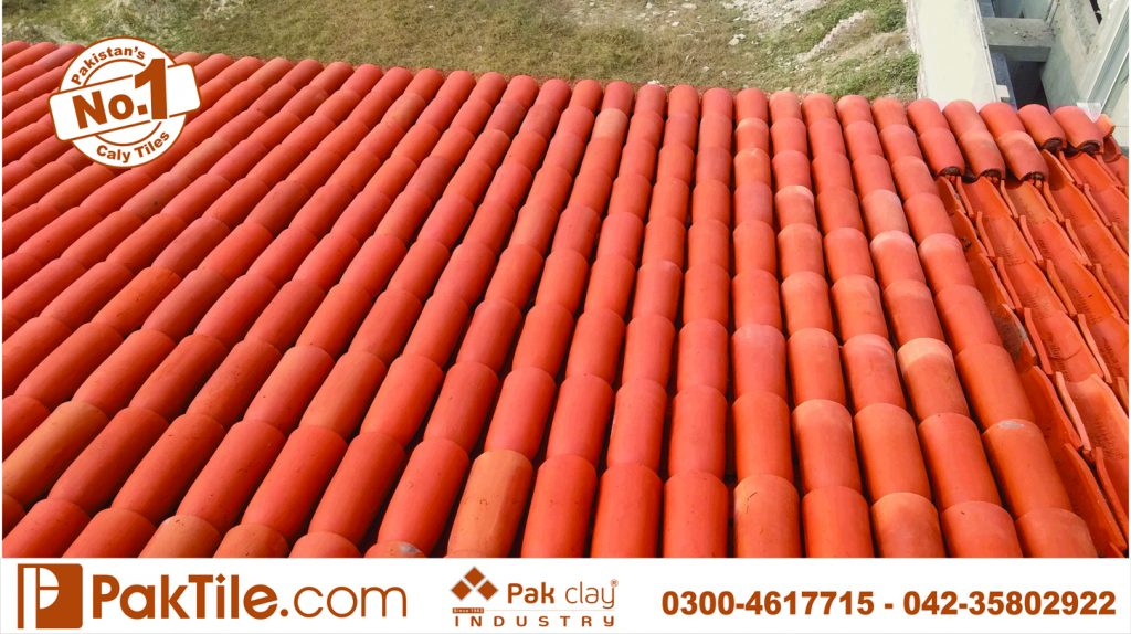 04 Pak clay sloping shed roofing materials khaprail tiles and terracotta roof tiles advantages