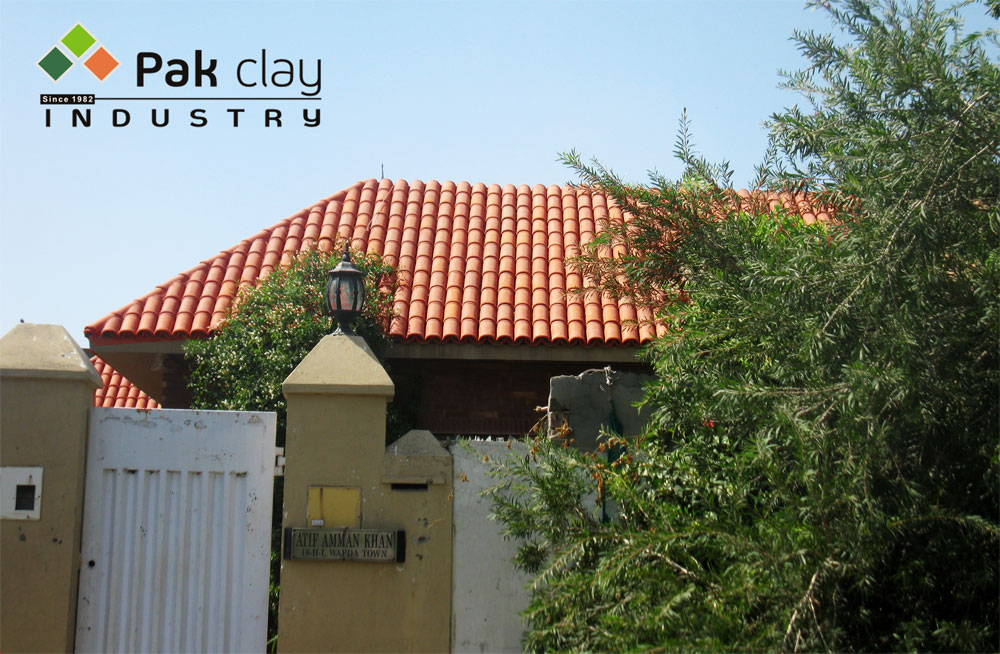 10 Pak clay terracotta roof tiles khaprail tiles how much does a 12x12 ceramic tile weight images