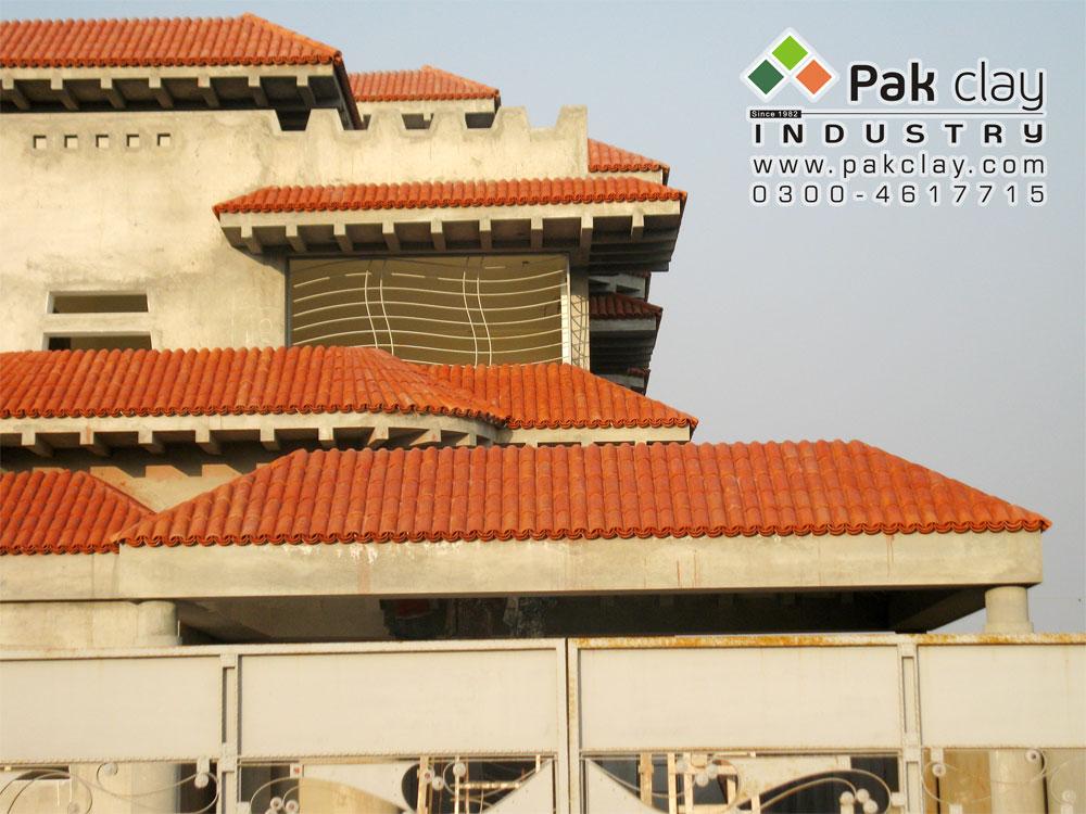 18 Pak clay terracotta roof materials khaprail tiles design home roof tiles photos gallery pakistan