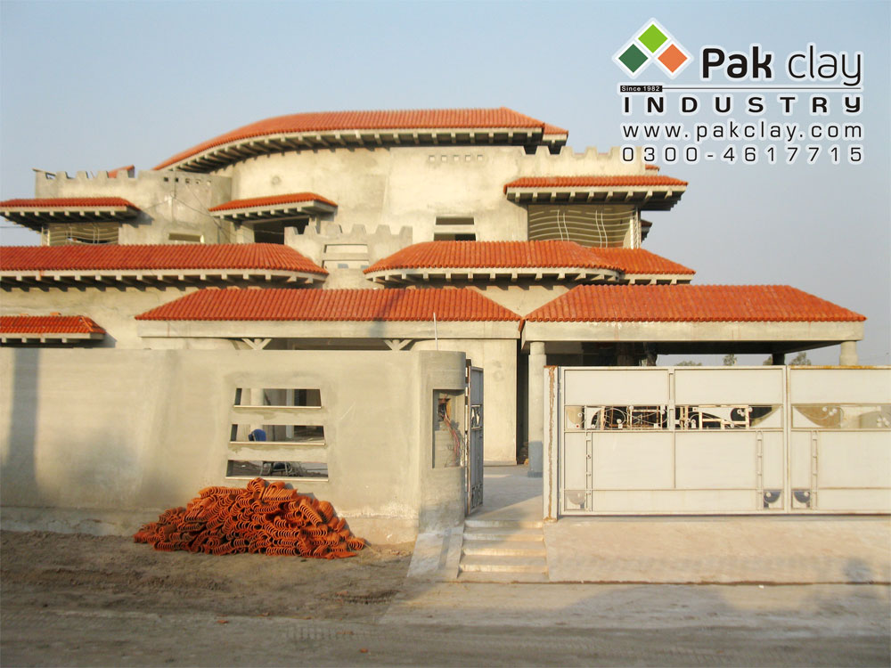 21 Pak clay slate roof tiles products flat clay roof tiles khaprail tiles size rates in pakistan images