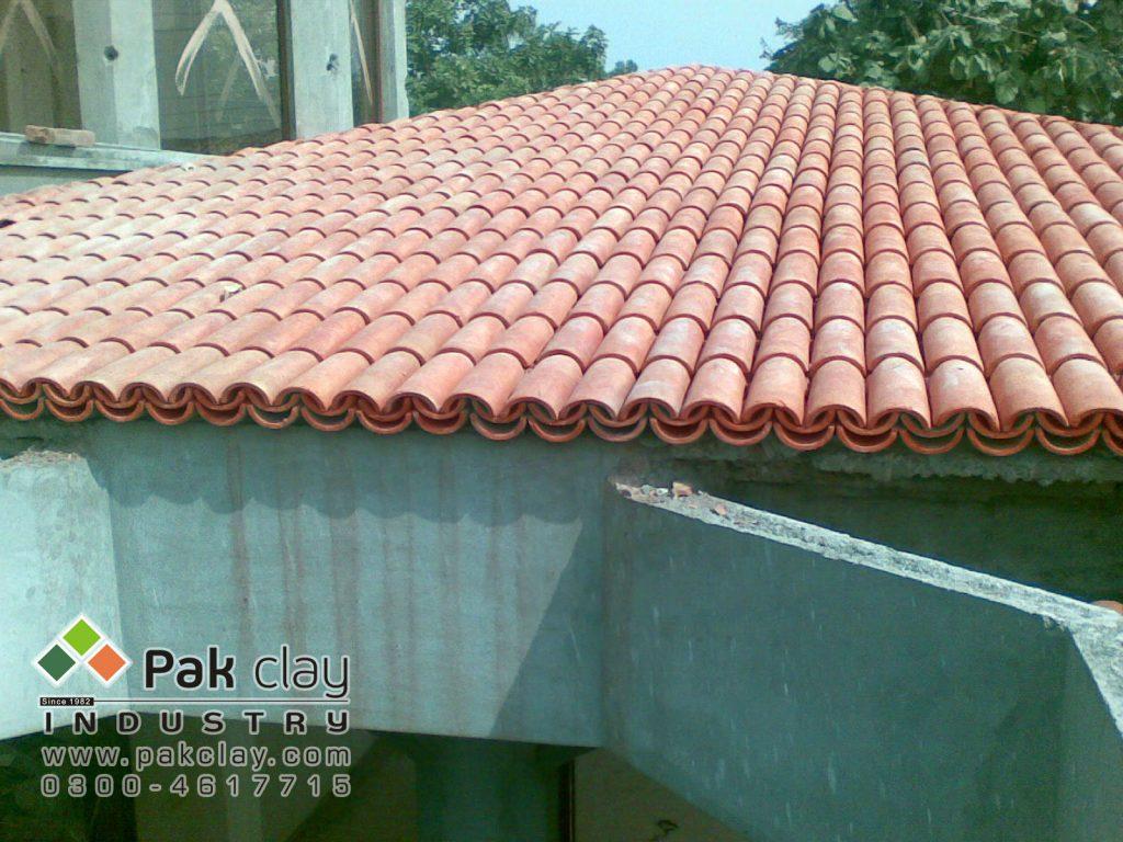 27 Pak clay handmade terracotta quarry roof tiles colors khaprail tiles size in pakistan images