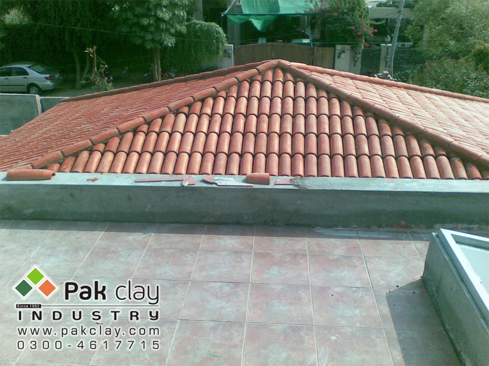 28 Pak clay roofing tile materials khaprail roof house design islamabad dha bahria town images