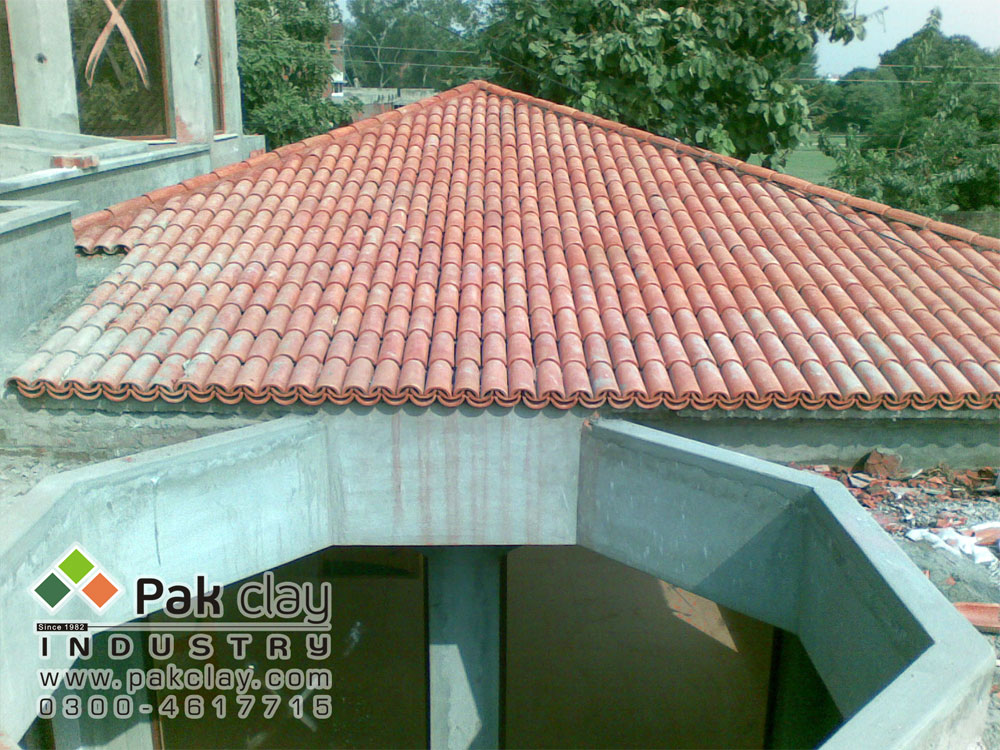 32 Pak clay buy roof tiles patterns cost khaprail house designs colors ideas in karachi images