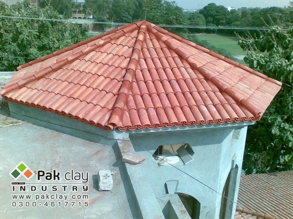 34 Pak clay gas bricks tiles terracotta roof tiles design concrete tile roof repair cost pakistan images