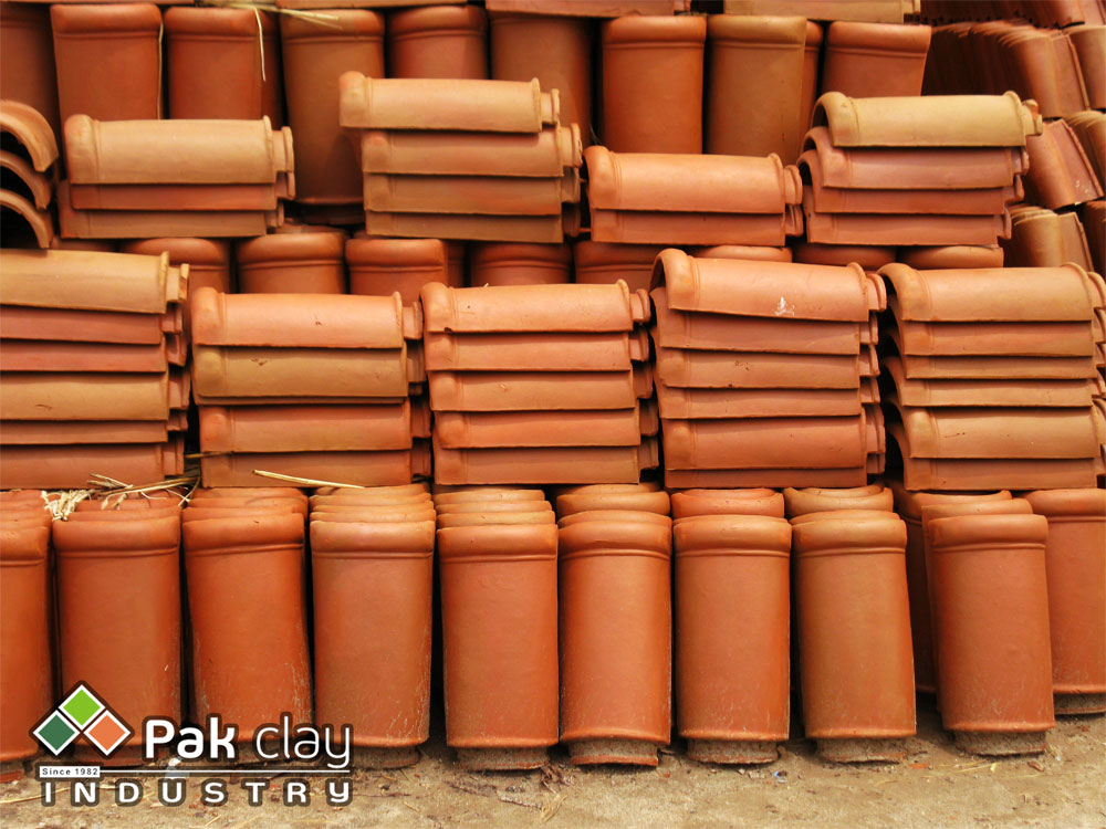 6 Pak clay advantages of clay roof tiles ceramic roof tiles khaprail tiles in karachi pakistan images