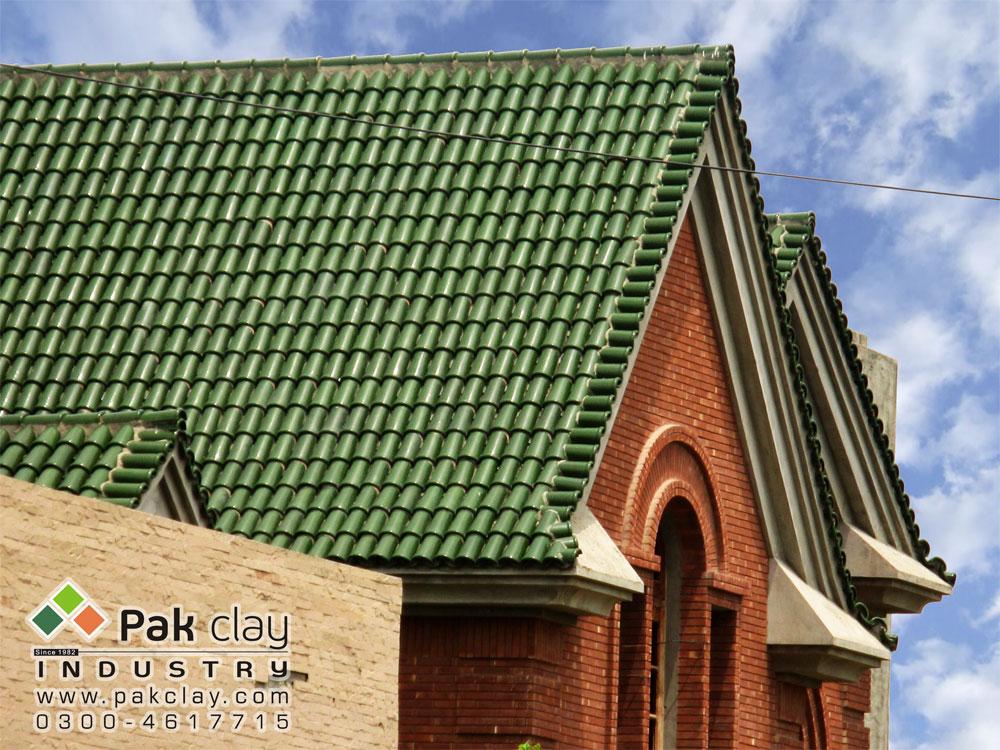 8 Pak clay glazed khaprail tiles manufacturer supplier in karachi images