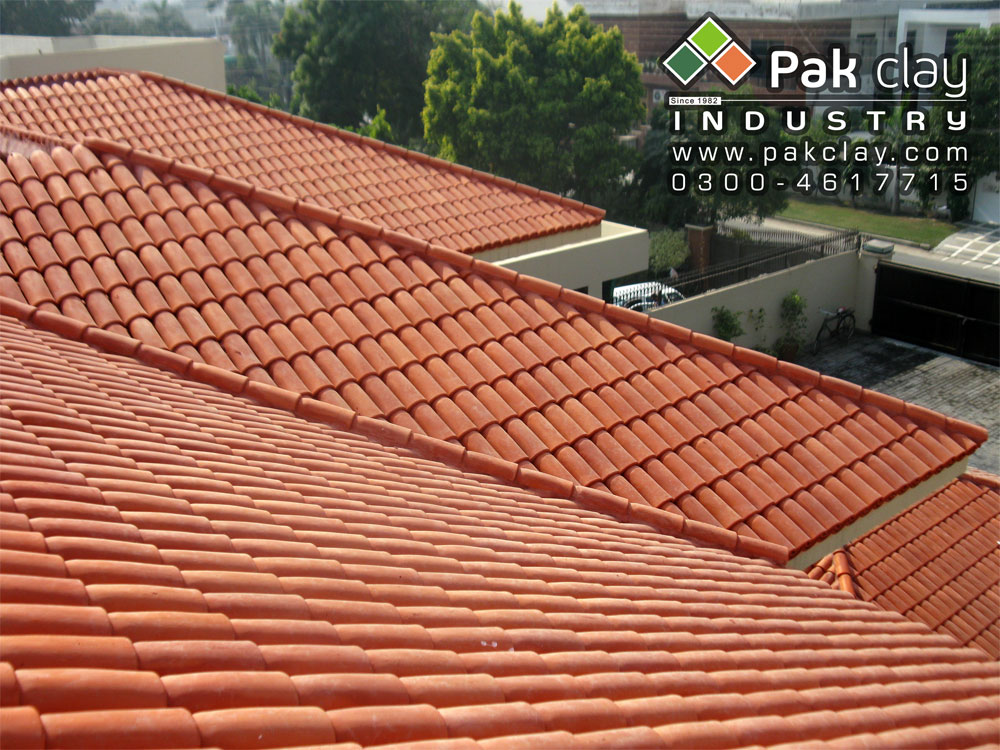 9 Pak clay architectural roof shingles terracotta roofing tiles patterns in pakistan images