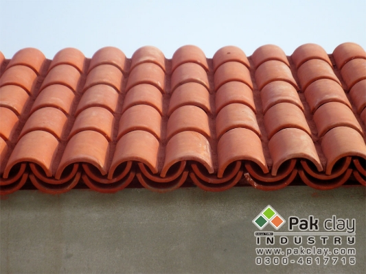 Pak Clay Roof Tiles, ClayFloor Tiles Pakistan, Ceramic Roof Tiles Industry, Roofing Tiles