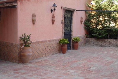 Terracotta Floor & Roof Tiles in Pakistan