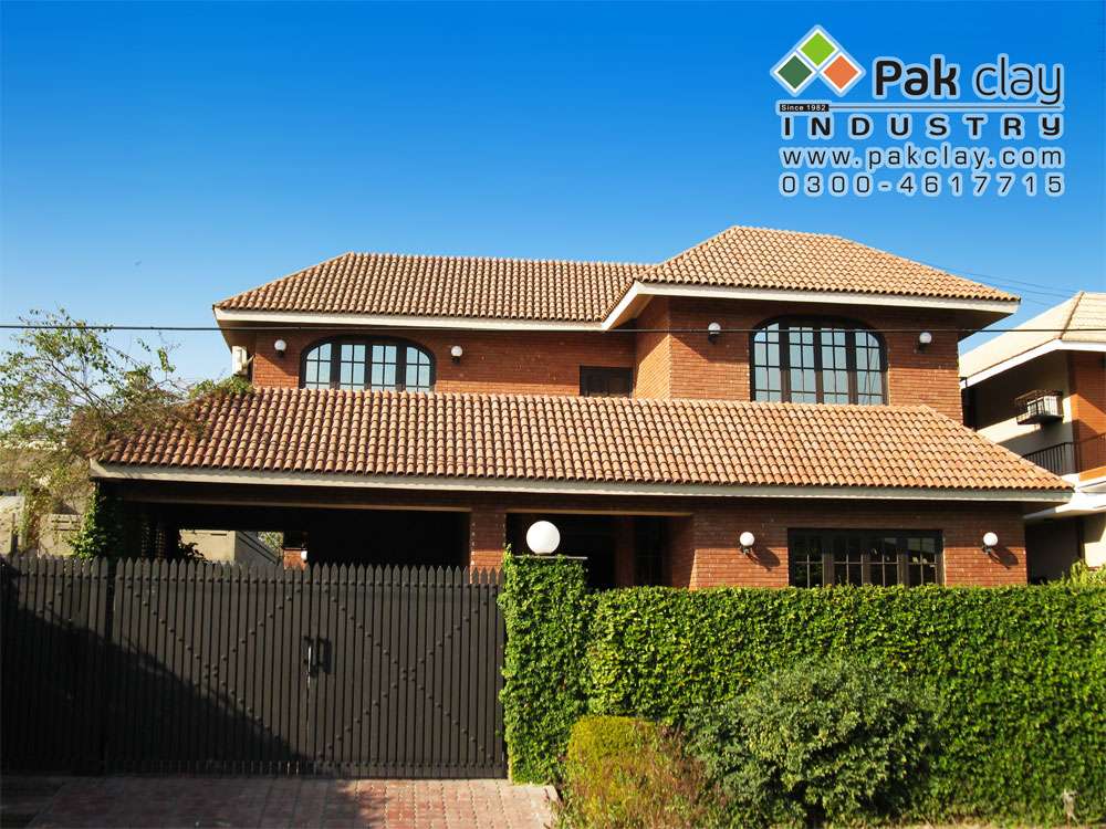 PCI Terracotta Roofing Tiles Market Styles Designs Ideas Pictures.