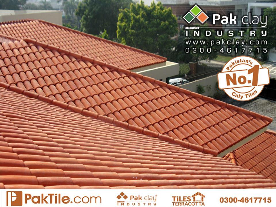 1 Pak Clay Industry Khaprail Tiles Design in Pakistan.