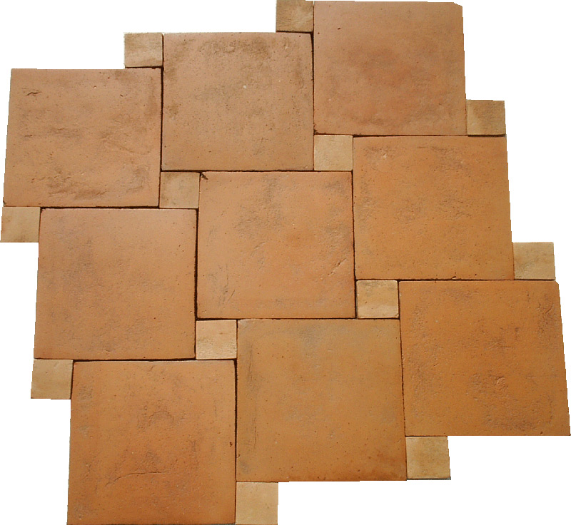 Red bricks terracotta floor tiles pakistan rates price for Brick flooring prices