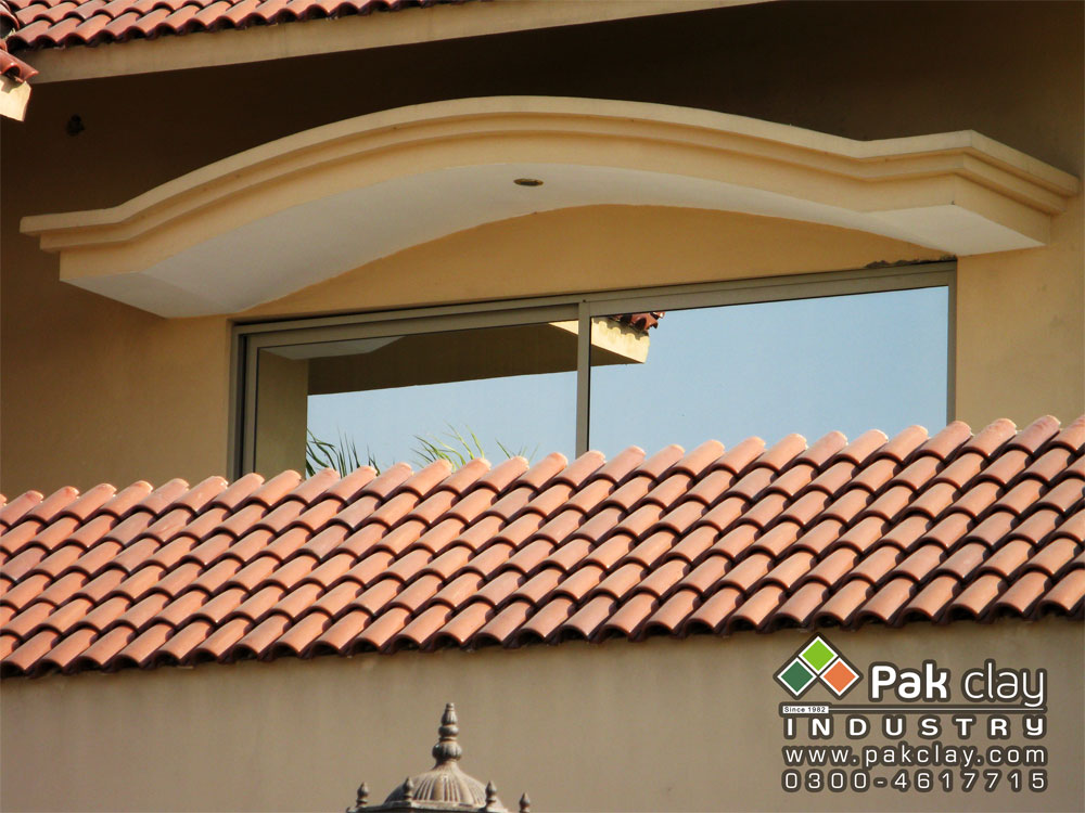 Red Clay Terracotta Bricks Glazed Roof Tiles Special Kilns Furniture in Pakistan.