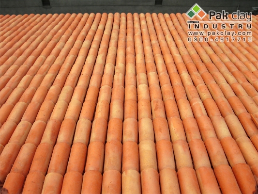 Ceramic Roofing Tiles  Pictures.