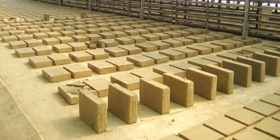 Clay Floor Tiles Manufacturing in Pakistan