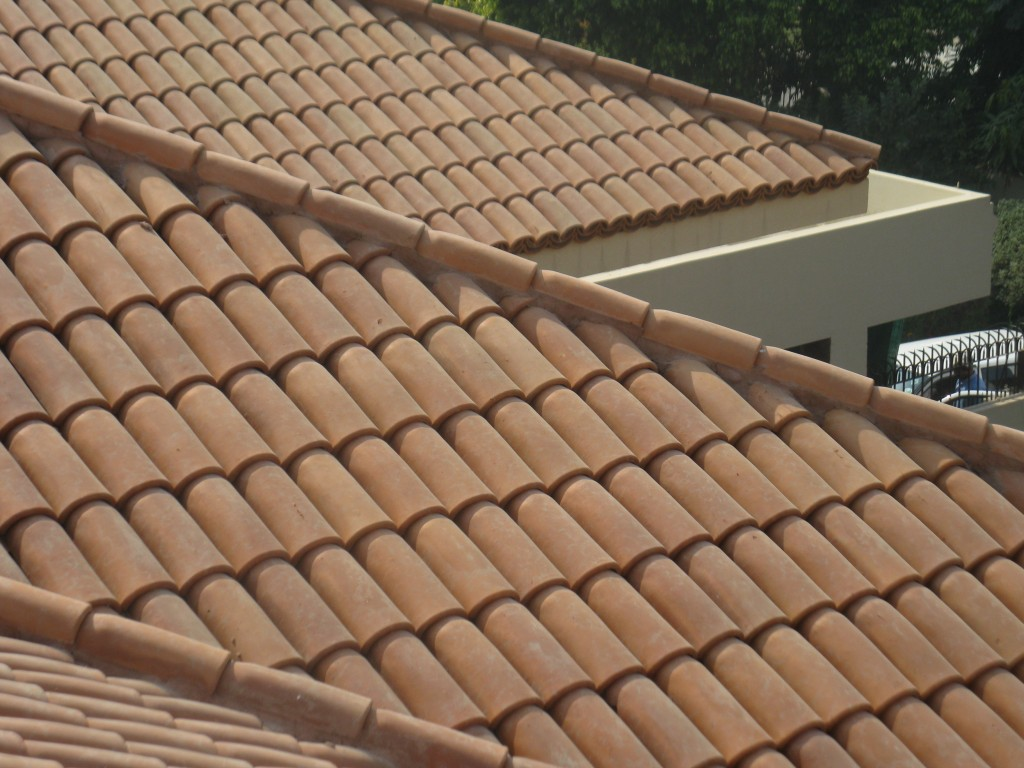 Clay Roof Tile In Lahore Pak Clay Roof Tiles