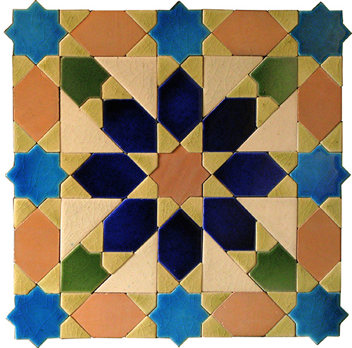 Mosaic Tiles for Bathroom & Kitchen Backsplash in Pakistan