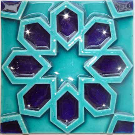 Handmade Tile Design in Pakistan