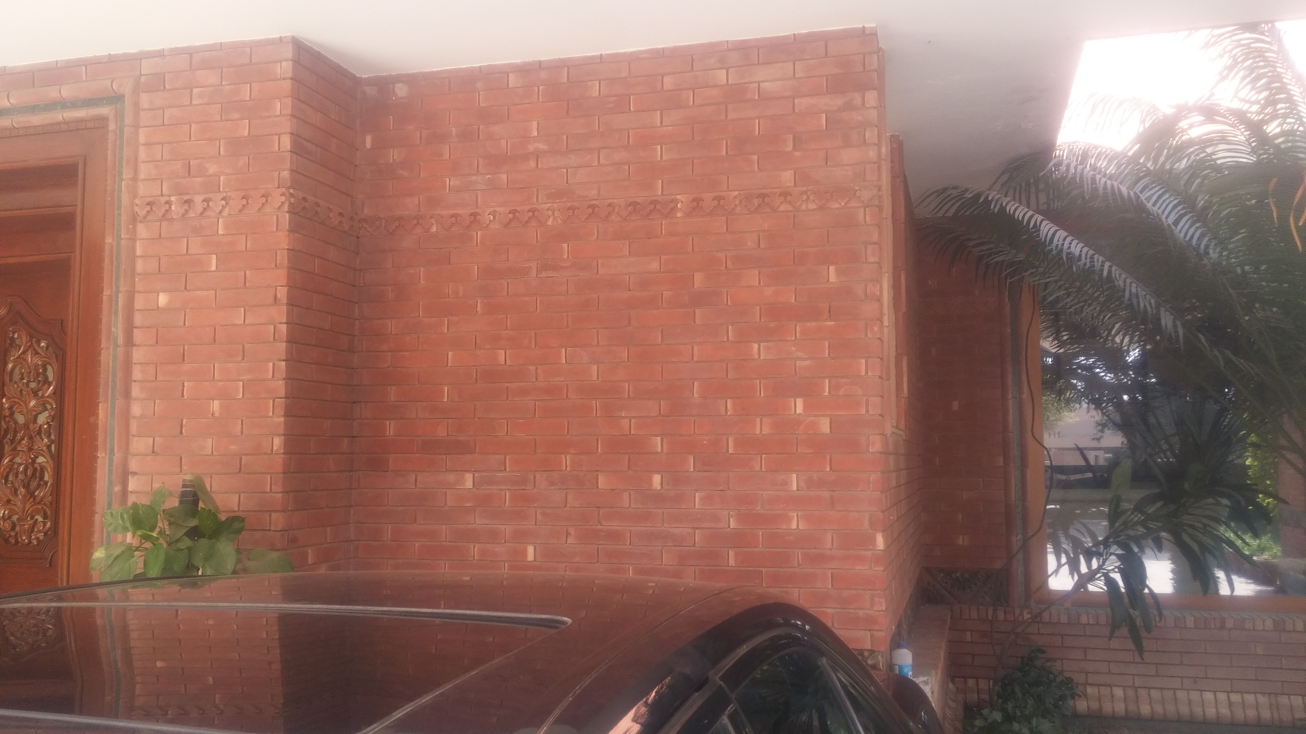 Pak Clay Tiles Industry Lahore Terracotta Red Roof Tiles