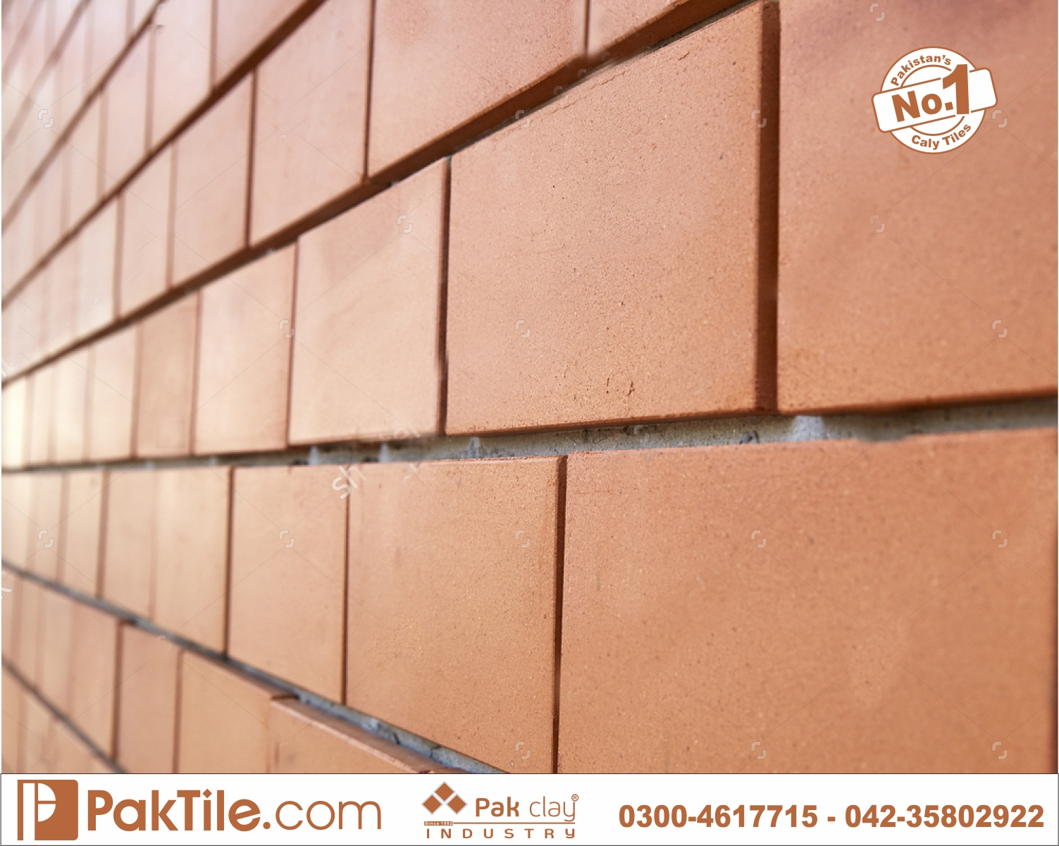 Pak Clay Tiles Industry Lahore House Front Tile Design in Karachi