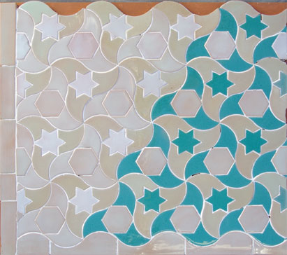 International Glazed Tile in Pakistan