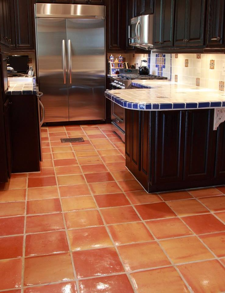 Kitchen Floor Tiles Design in Pakistan