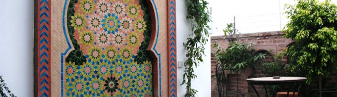 Fountain House Area Tiles in Karachi Pakistan