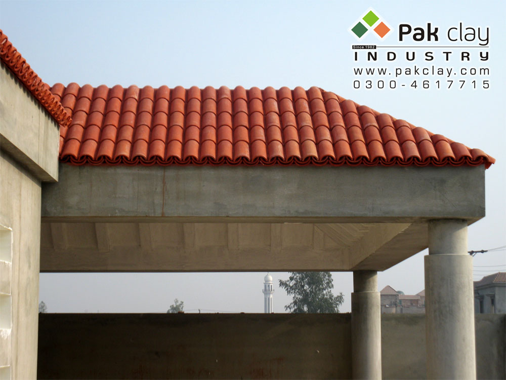 Roof tiles supplier pak clay roof tiles pakistan for Buy clay roof tiles online