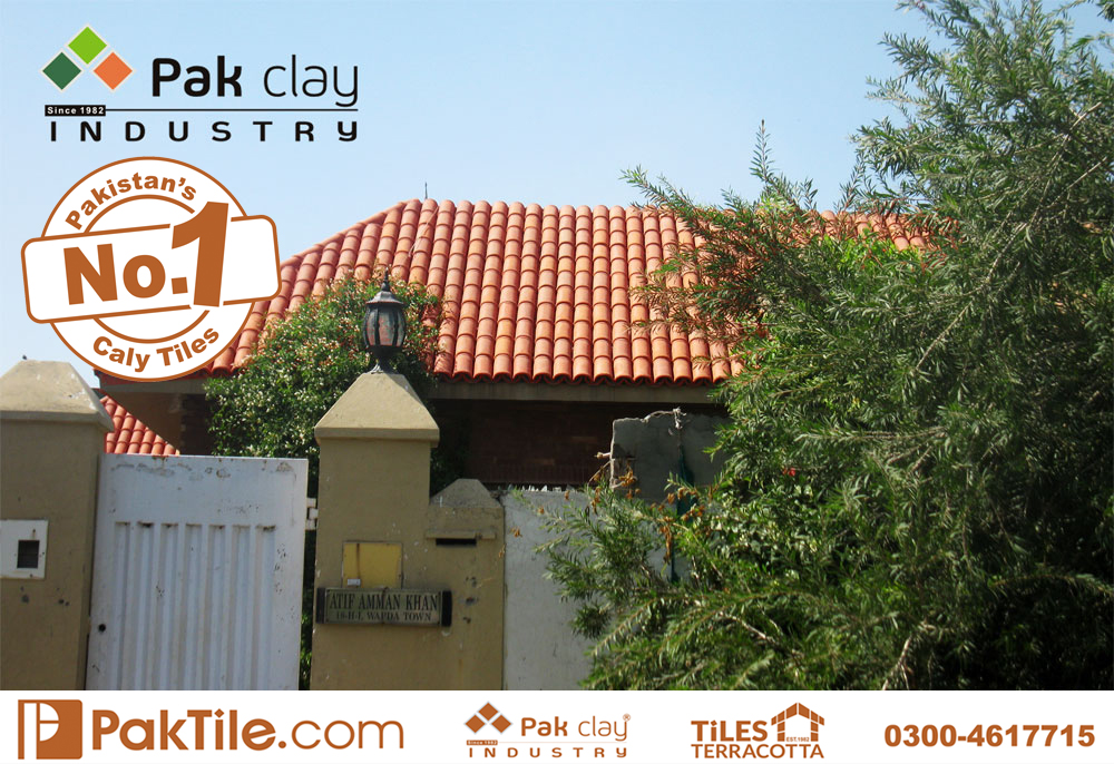 11 Buy outdoor natural stone pak clay best heat insulation roof khaprail tiles type manufacturer and supplier factory shop price rates house design photos textures lahore pakistan