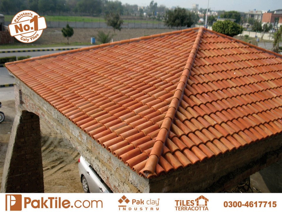 Clay Roof Tiles Price in Pakistan