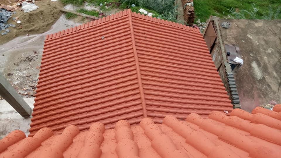 Pak Clay Tiles Industry Cement Khaprail Design Images (2)