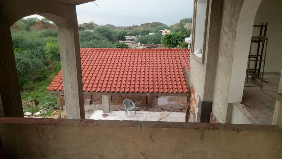 Pak Clay Tiles Industry Cement Khaprail Design Images (5)