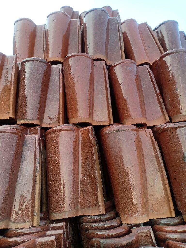 Pak Clay Tiles Industry Glazed Khaprail Tiles Manufacturer Images (2)