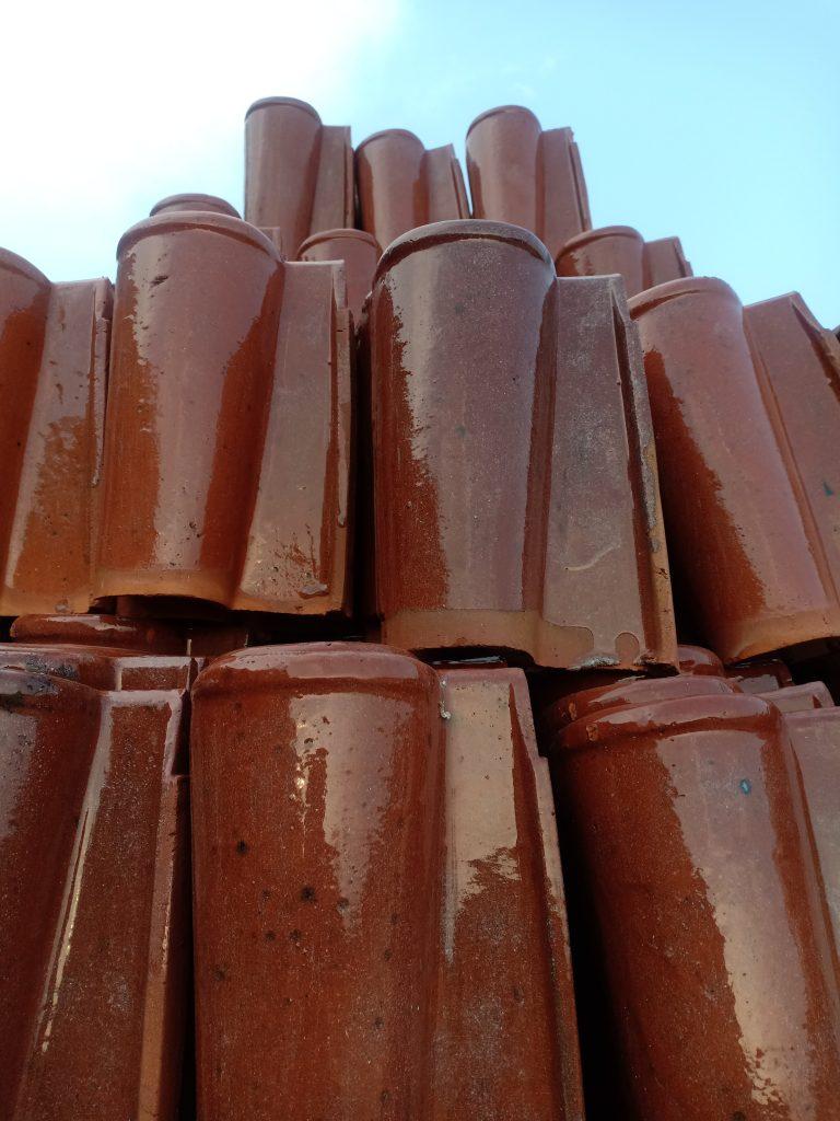 Pak Clay Tiles Industry Glazed Khaprail Tiles Manufacturer Images (3)