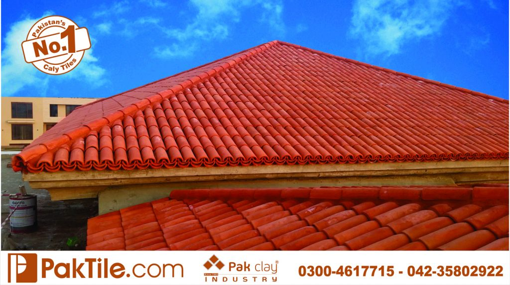 Best kahprail tiles size color red brown commercial metal roofing residential different types of tin roof sheet work covering materials repair shingles for the house images lahore