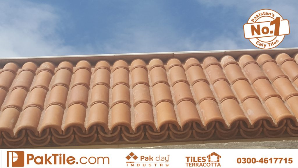 Paki Clay Tiles Industry Khaprail Tiles in Karachi Images (1)