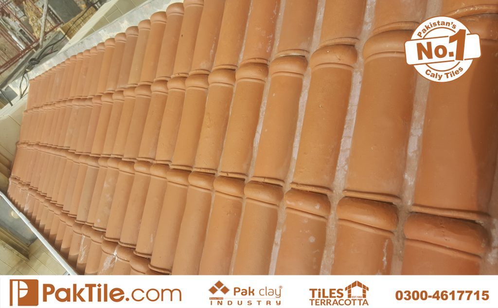 Paki Clay Tiles Industry Khaprail Tiles in Karachi Images (3)