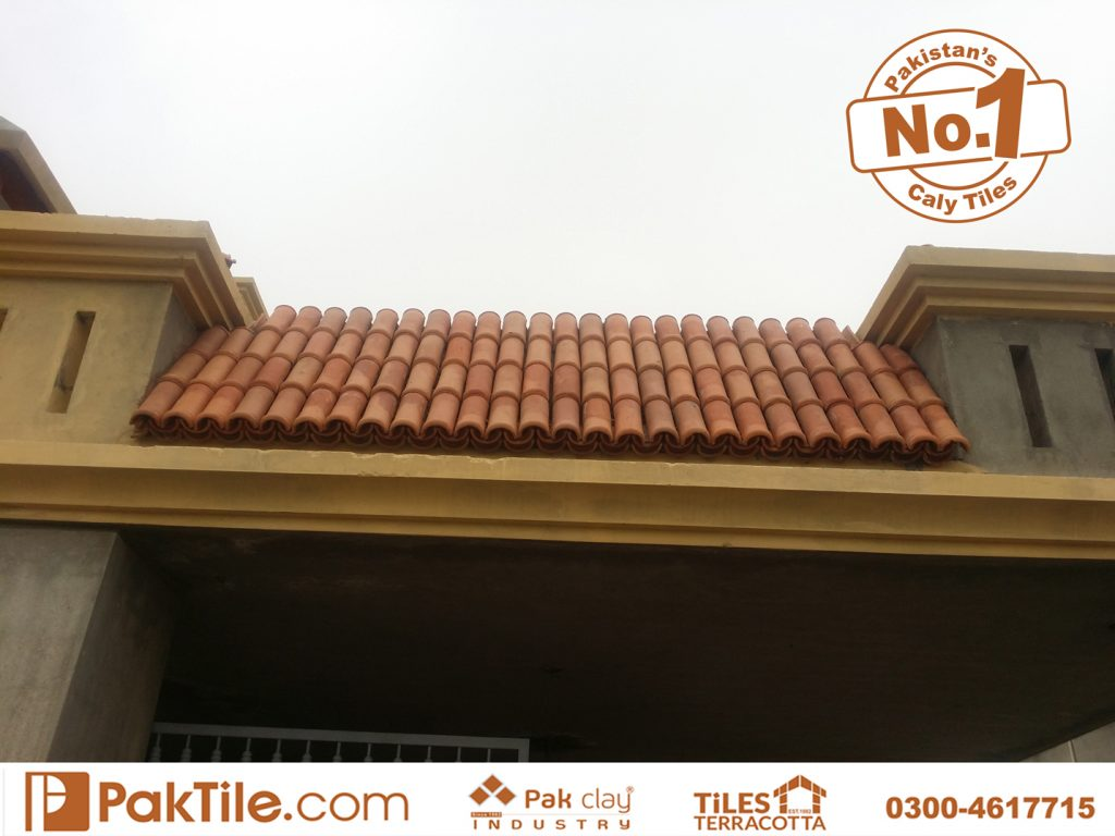 Paki Clay Tiles Industry Khaprail Tiles in Karachi Images (5)