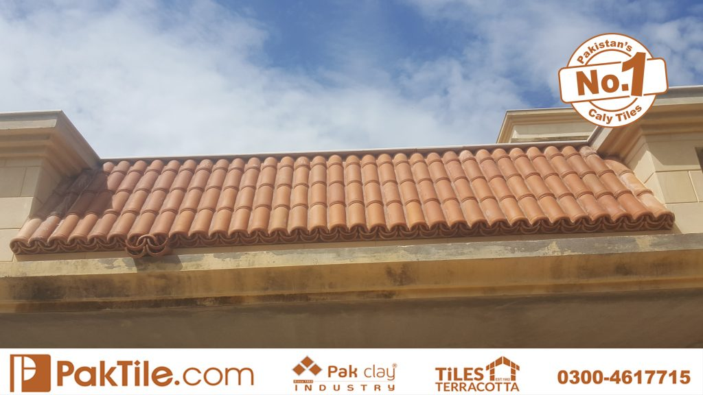 Paki Clay Tiles Industry Khaprail Tiles in Karachi Images (8)